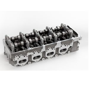 Cylinder head Nomparts assembly ME204399 Mitsubishi 4M42